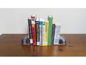 Pipe to Ground Bookends