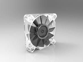 40mm Electronics Fan