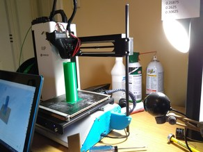 Home Brew Z Axis Support for MPSM V2
