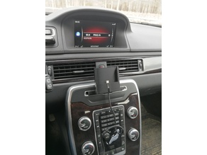 Huawei P10 Plus holder for Volvo XC70