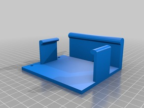 Canvas Hub Mount for 2020 Extrusion