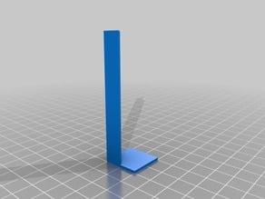STL helps calibration of the steps in z | STL ayuda calibración de los pasos en z.