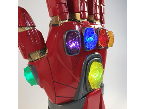 Avengers Endgame - The Stark Nano Gauntlet