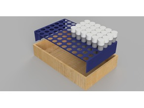 stand for twist top vials (2 ml)