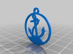 Anchor pentant