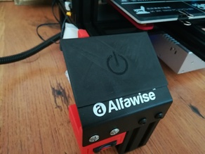 Alfawise U30 screen blinder.