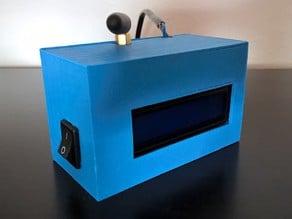 Arduino Nano LCD 1602 Box / Case
