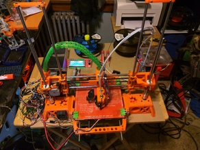 Jonbot Plus - Printrbot Plus Inspired 3D Printer