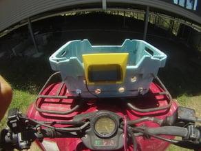phone mount for quad bike
