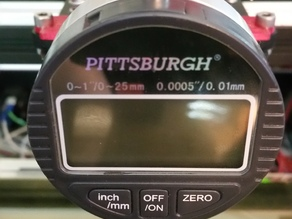 Mendelmax 2.0 Pittsburgh Dial Gauge Holder