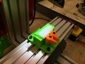 UHMW Slide Fixture for CNC Milling