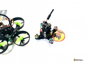 Angry Oskie Micro Quad Frame for 0703 0705 Brushless Motors