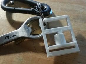 3D Printer Keychain