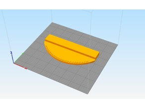 Saitek Quadrant Flap Angle Extension