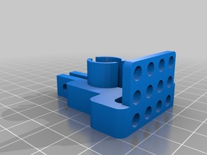 Makeblock mbot Pen Holder