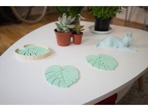 Leaf - Coasters