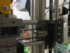 Scalar Upgrade - Idler fork for Metal Idler 16Teeth GT2 + 625ZZ bearing guides