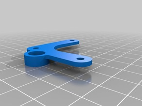 hictop prusa i3 Base Z axis support