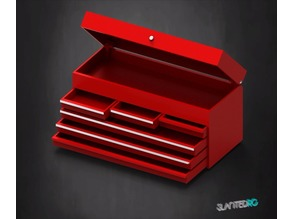 1-10 Snap-On Toolbox Small Design By SlantedRC