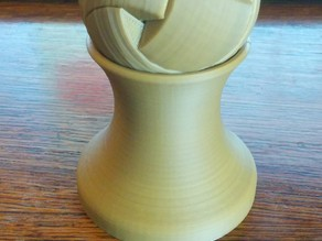 Display Stand for emmett's Puzzle Sphere