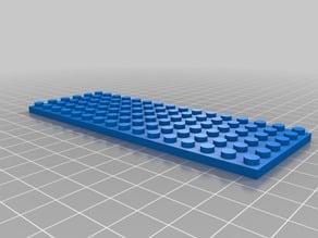 Lego Plate 16x6