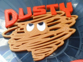 Plymouth Duster Vintage Logos