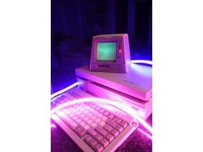 Retro computer prop