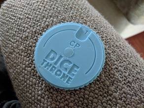 Dice Throne PnP Edition Dials