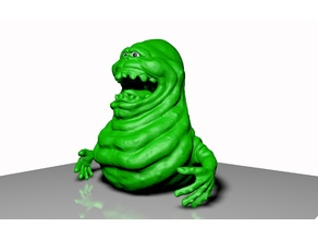 GHOSTBUSTERS - - - Slimer (Large scale)