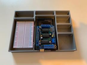 Arduino Mega Study Board