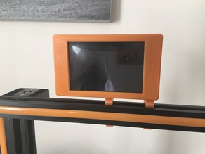OctoPrint Raspberry Pi Rig 3.5 PiTFT Touch Display - Mod for CR10s
