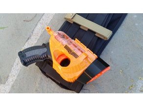 Holster for Nerf Holdout Pistol