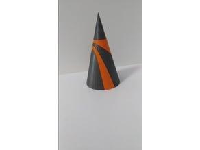 Cono de Apolonio (Apolonio's Cone)