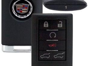 Cadillac escalade Keyless Entry Remote case