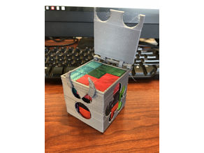 Leo Chang Puzzle cube