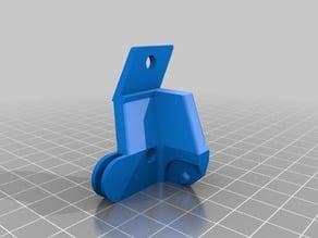 Tarantula XZ tranzition for Vertical Narrow Cartrige backplate mod