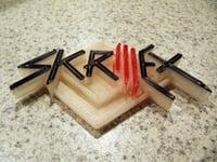 Skrillex 3D print!