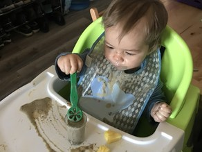Baby/Toddler Dipping Spoon