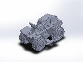 Cobra Ferret ATV (GI Joe)