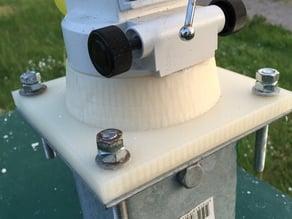 EQ3-2 astronomy pier mount