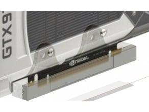 RamjetX PCIE GPU Wall Mount