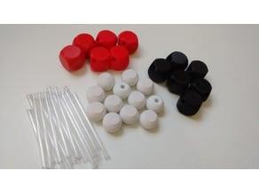 Simple Molecular Model
