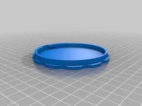 Lens Filter Case 72mm