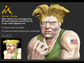 StreetFighter 2 Guile Continue ?