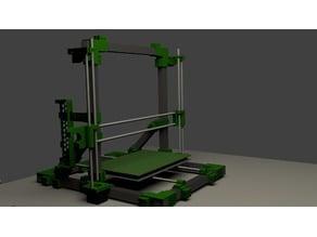 iM8 3D Printer Frame Anet A8 Tronxy 802m i3 Prusa