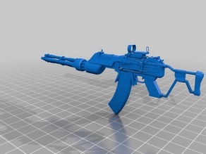 Borderlands 2 Assault Rifle models breakdown