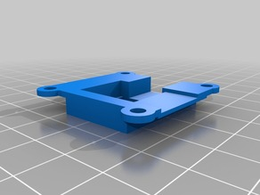 Base plate for MinimOSD Micro