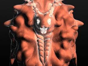 Microscopic Martian Mollusc