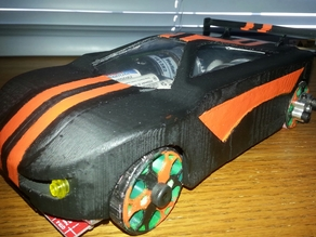 Mclaren F1 Car Body