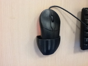 Mouse Wall Mount